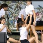 女子高生のセクシーダンス動画!