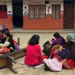 ネパール大地震(マグネチュード7.8)