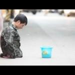 【閲覧注意】中国の物乞いの実態・・・