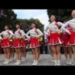 東大のチアリーダー動画