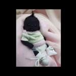 【衝撃】南アフリカで、信じられないほど肌の黒い赤ちゃんが産まれる!