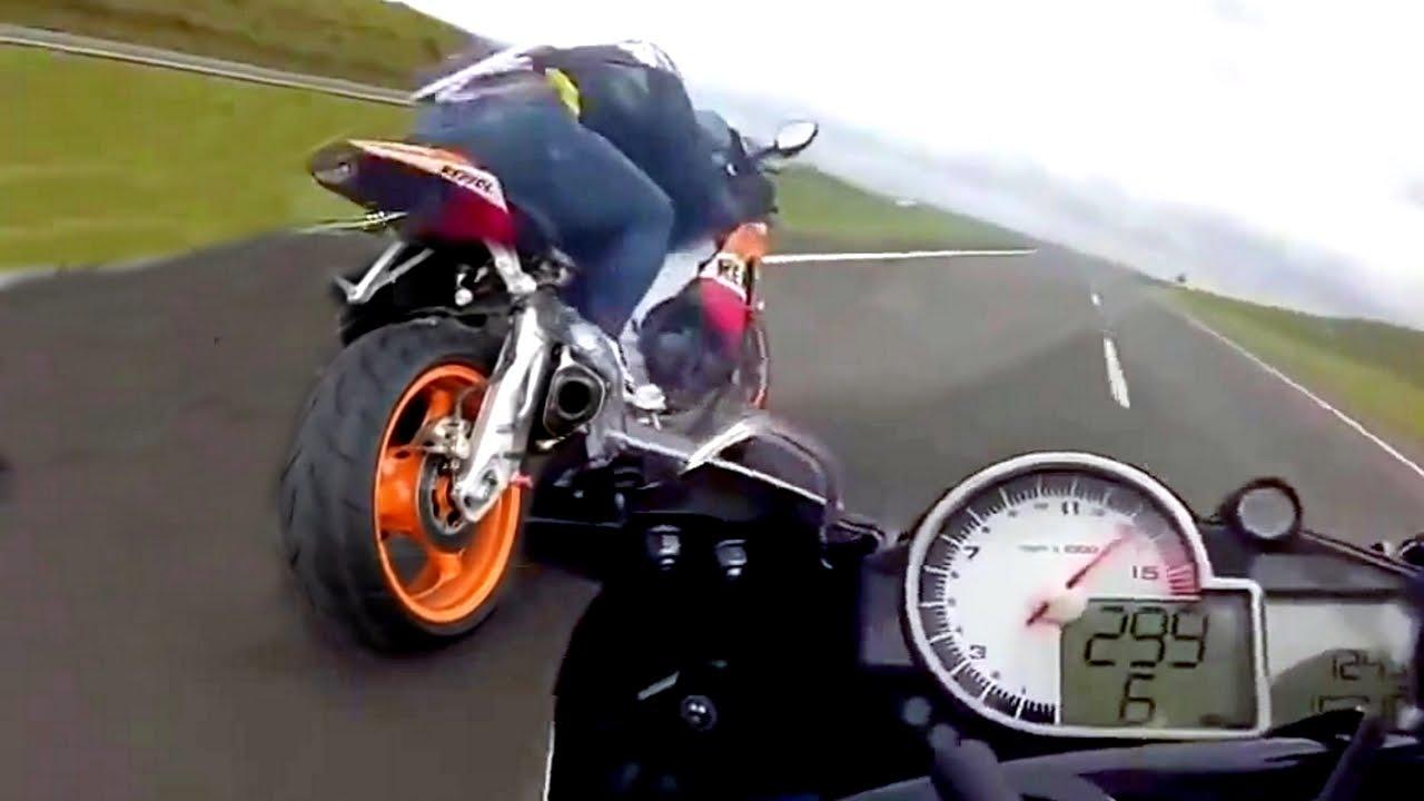 めちゃくちゃ速いBMWのバイク!