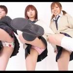 キック女子の動画!
