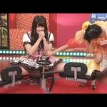木本花音(AKB48)開脚したらパンツの中身が出るハプニング!