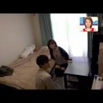 男が女の部屋で一人になるとどうするかを検証!