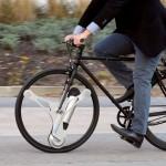 えっ、普通の自転車が電動自転車になっちゃう?! 「GeoOrbital Wheel」