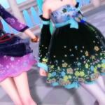初音ミクと巡音ルカがセクシーに踊るMMD動画!