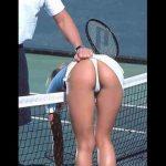 女子テニスのセクシーショット集~