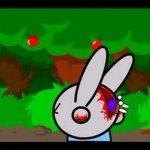 ウサギVSウサギ 「Bunnykill」 ※閲覧注意