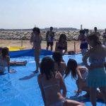 愛知県で開催の大人の運動会「水フェス」がエロい!