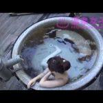 『温泉女子会』 美女の入浴動画!