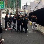 【極悪】Supremeの行列で中国人留学生12人が日本人1人を集団暴行!