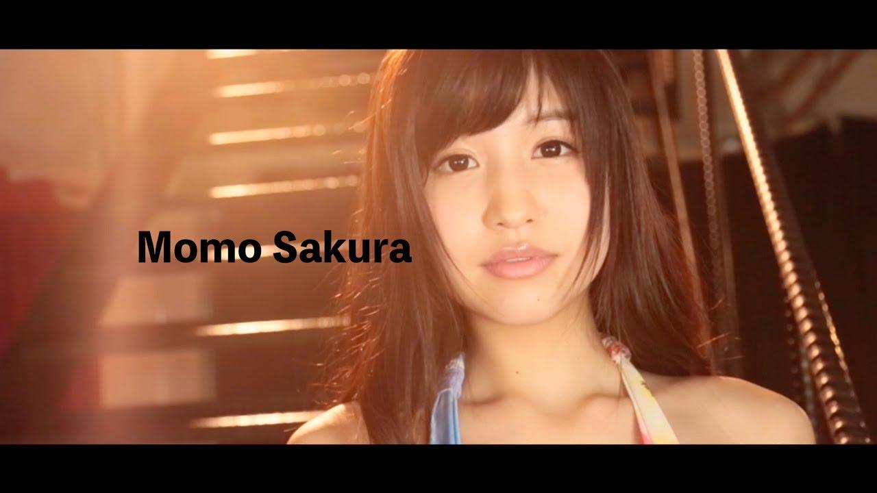 桜空もも 天然Gカップおっぱいセクシー動画!