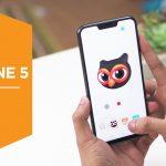 これは欲しい!「ZenFone 5 ZE620KL」のレビュー動画
