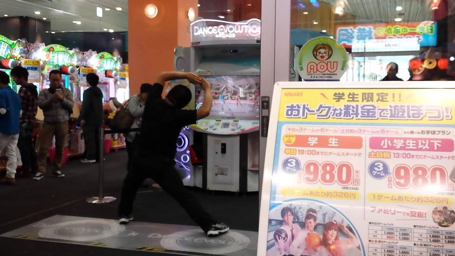 ダンエボの神動画!ダンス上手すぎ~