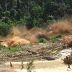【衝撃動画】ラオスで建設中のダムが崩壊!