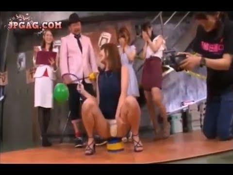 日本のエッチでおバカなテレビ番組!CRAZY JAPANESE TV SHOW