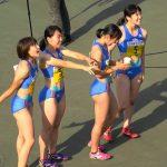 関東学生陸上競技対校選手権大会 女子 4×400mR 動画