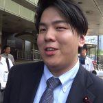 N国党の立花党首を脅迫罪で訴えた二瓶文徳(にへいふみのり)動画